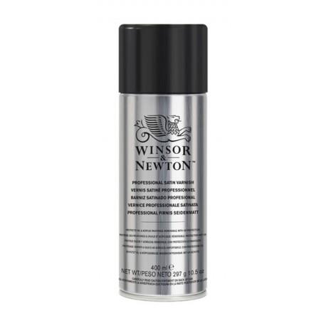 Vernis satinat aerosol Winsor Newton