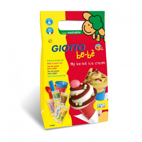 Set modelaj Ice Cream Giotto Bebe