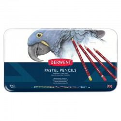 Set 72 creioane Pastel Pencil Derwent