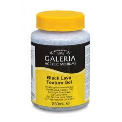 Gel textura lava neagra Galeria Winsor Newton