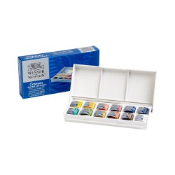 http://Set acuarela Sketchers Pocket Cotman Winsor Newton
