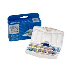 http://Set acuarela Pocket Plus Cotman Winsor Newton