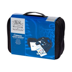 http://Set acuarela Cotman Travel Bag Winsor Newton