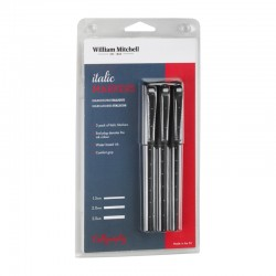 Set markere caligrafie William Mitchell