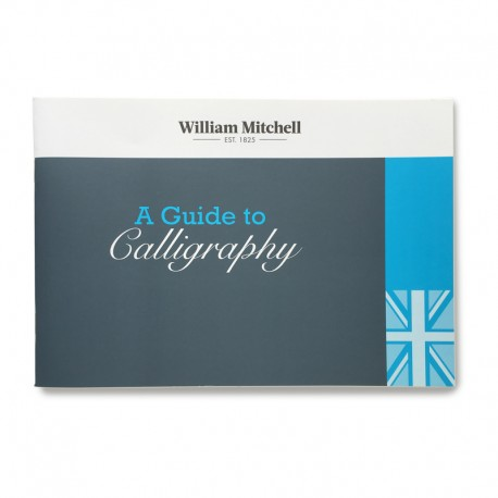 Manual caligrafie William Mitchell