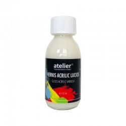 Vernis acrilic lucios Atelier