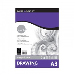 http://Bloc desen Simply Daler Rowney