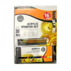http://Set acrilic Starter Simply Daler Rowney