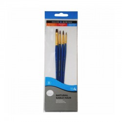 http://Set 4 pensule acuarela Simply Daler Rowney