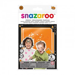 Set sablon Halloween Snazaroo