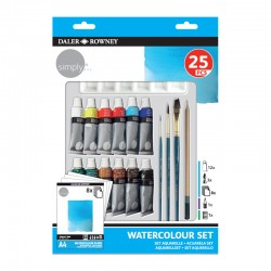 http://Set acuarela Simply Daler Rowney