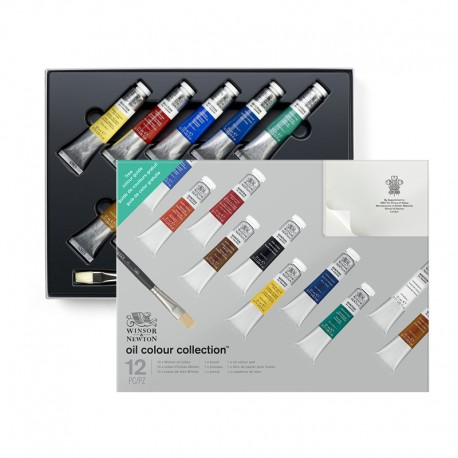 Set ulei Winton Oil Colour Collection Winsor Newton